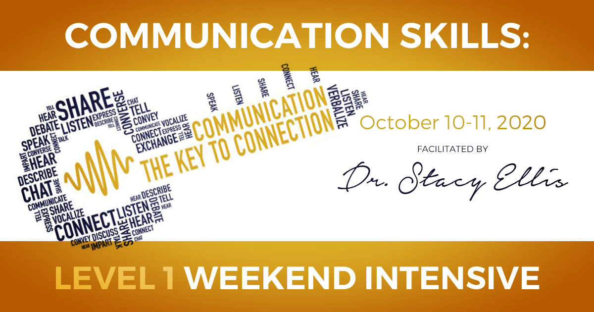 Communication Skills - October 10-11, 2020