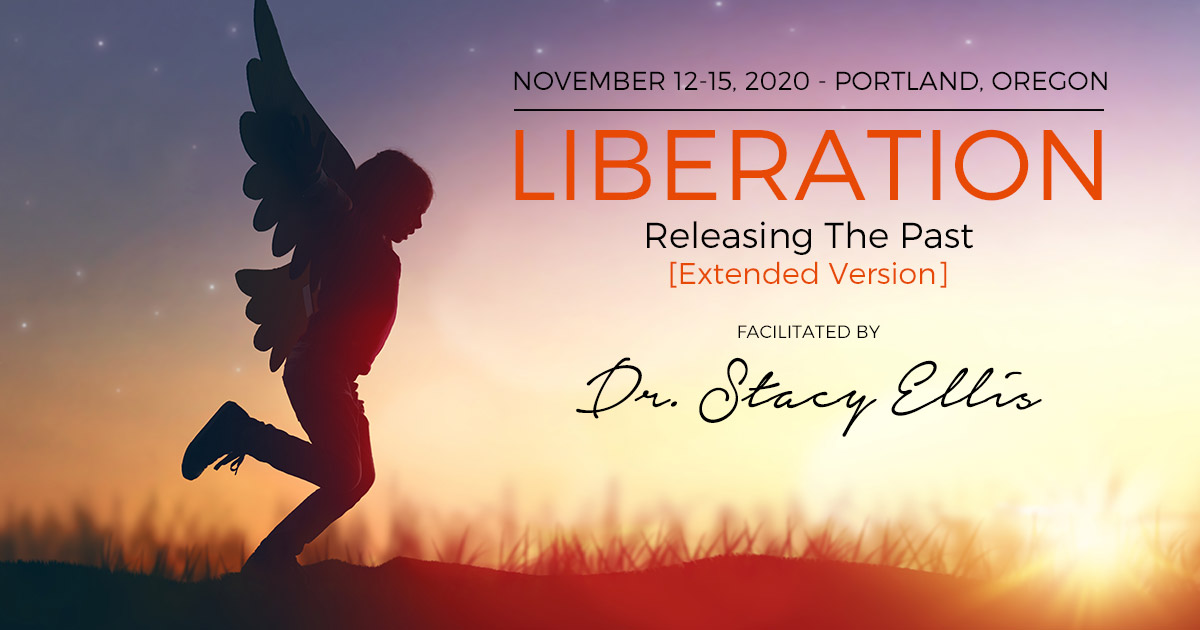 Liberation - Releasing the Past - November 12-15 2020